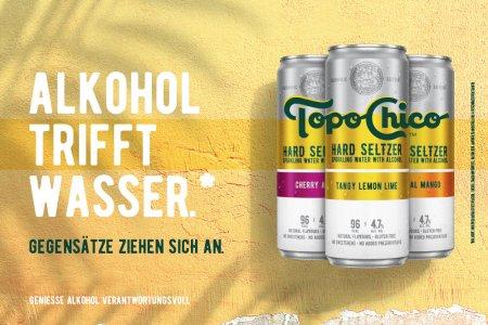 Aufstieg eines In-Getränkes - Topo Chico Hard Seltzer im Test
