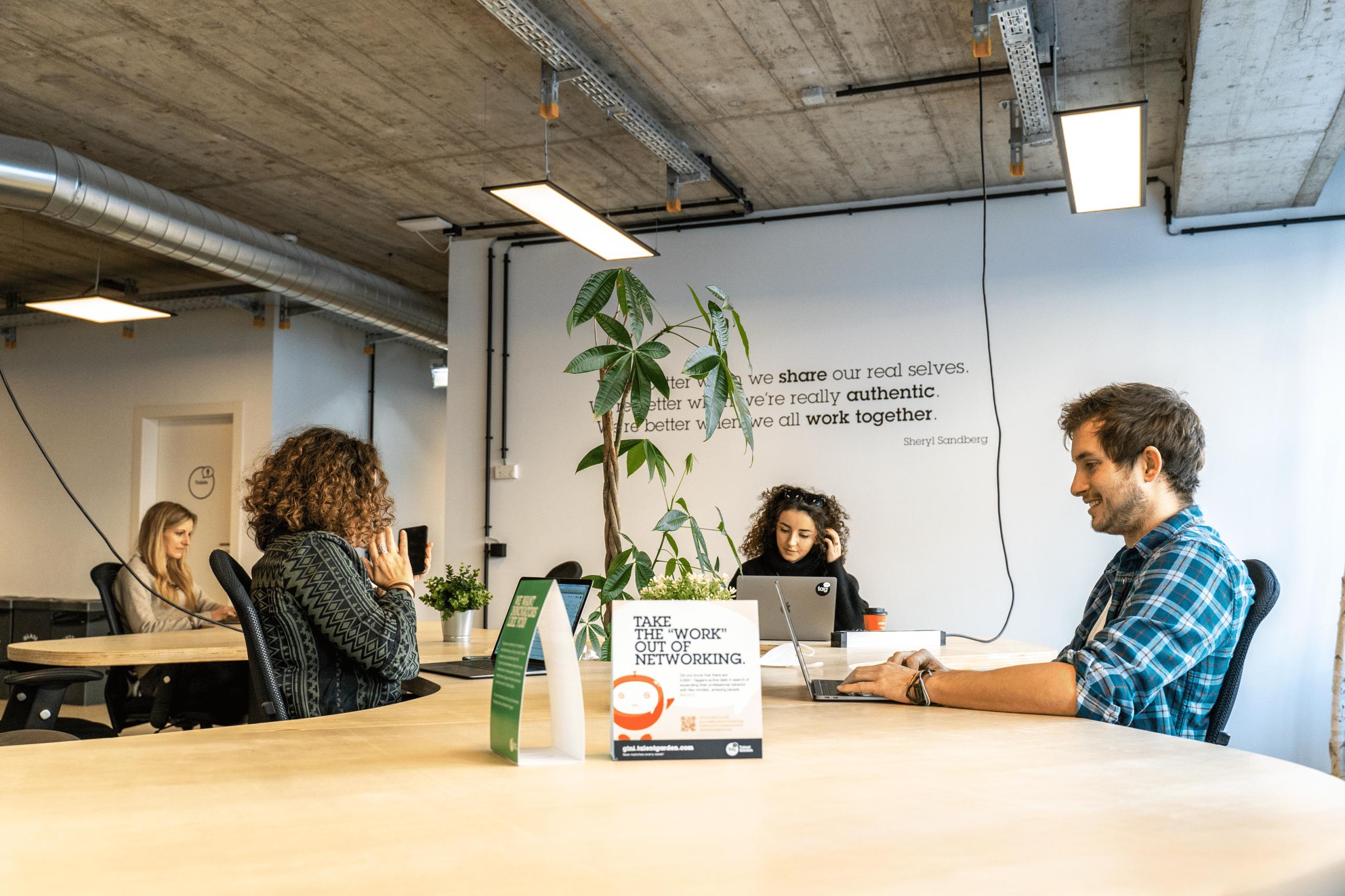 Wien Coworking Space