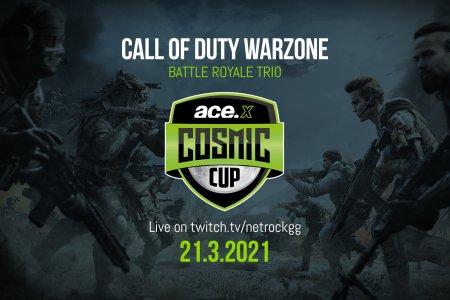 eSports in Österreich: Aufbruch mit dem Ace X Cosmic Cup