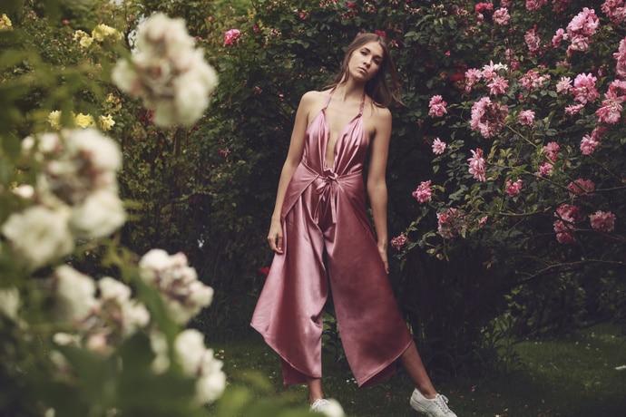 Kleid von Anna Bonfiglio
