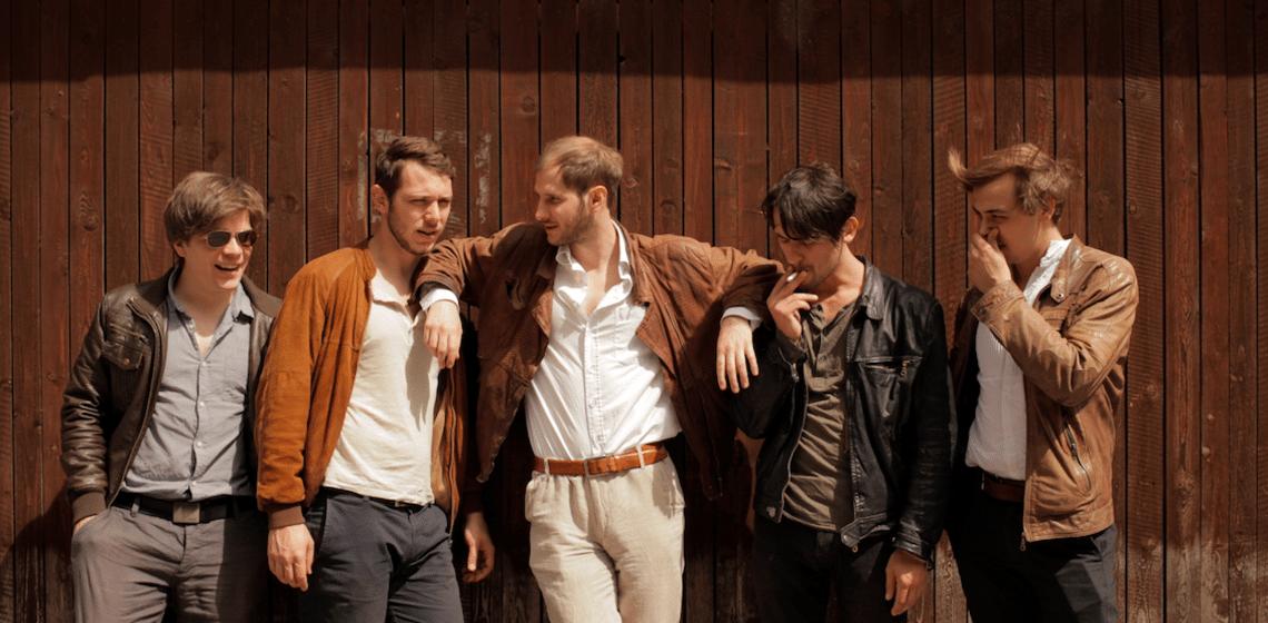 Das Wanda Wunder - eine österreichische Band im Höhenflug