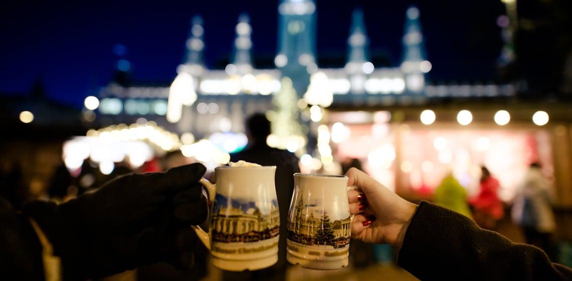 Heiß auf Wiener Weihnachtsmärkte