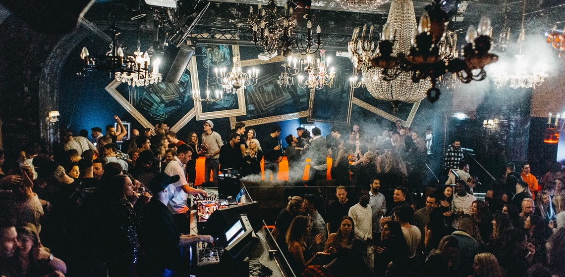 Inc. - Wien's neuester Hip Hop Club ist da