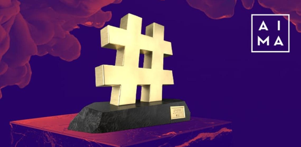 VERSCHOBEN: Der goldene Hashtag - ein Award für eine neue Generation des Marketings