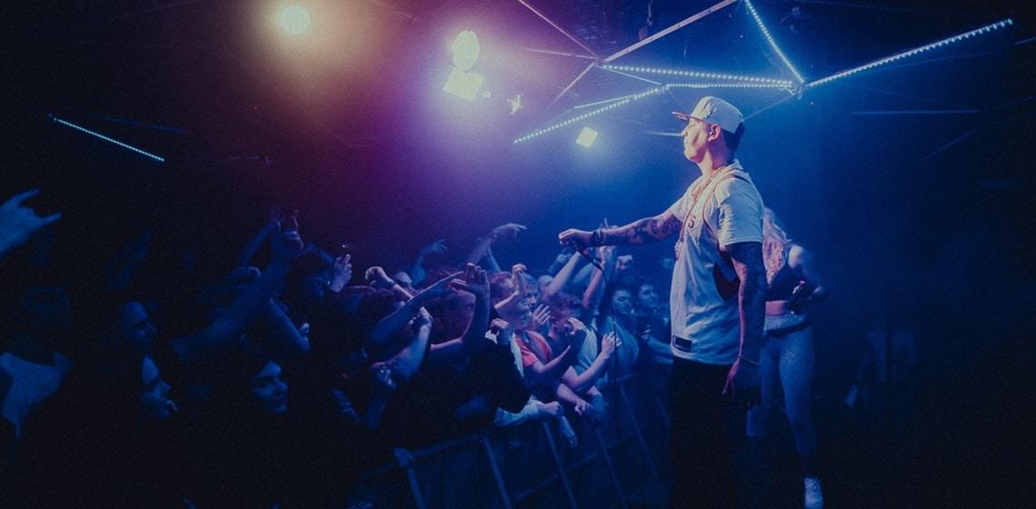 The boy is back - Tourstart von Money Boy eskaliert