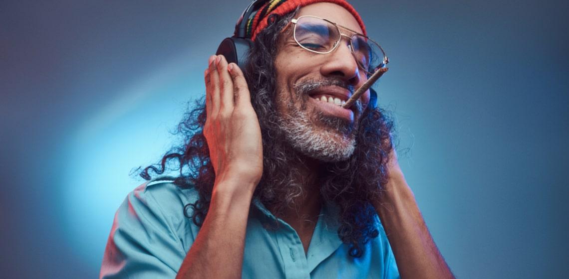 Musik auf Cannabis - eine atemberaubende Symbiose oder nur bekiffte Einbildung?