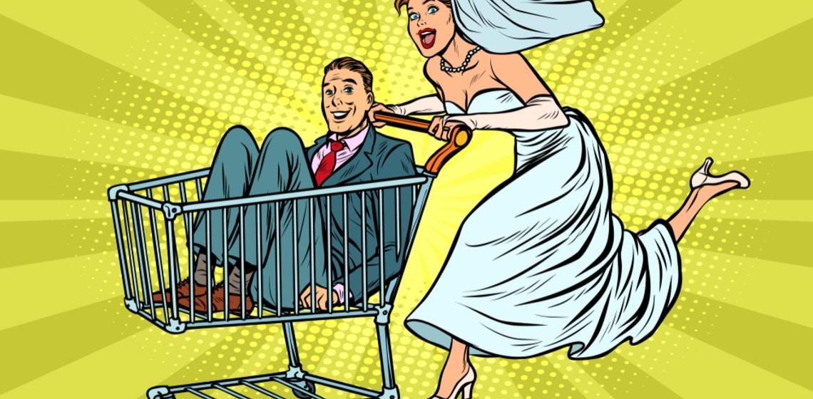 7 Gründe, weshalb du froh sein solltest, dass deine Hochzeit abgeblasen wurde
