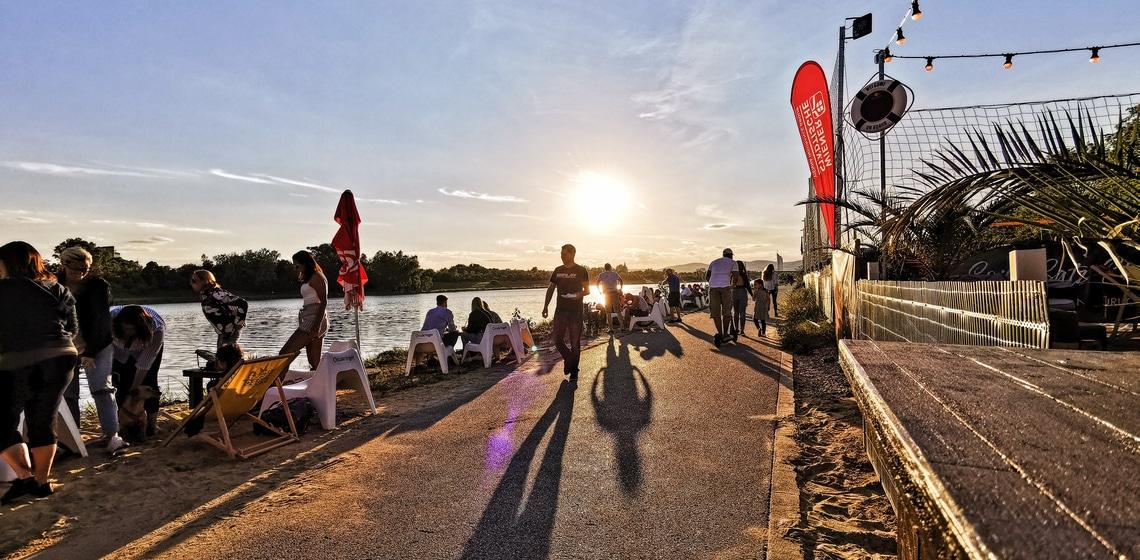 Vienna City Beach Club - zerstören die Auflagen das Flair der Open Air Location?