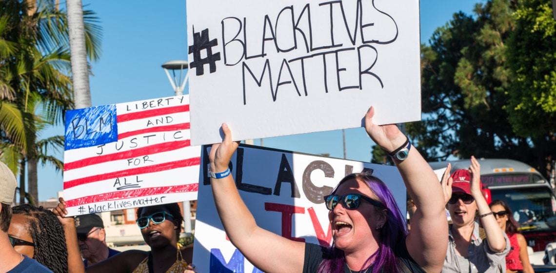 Black Lives Matter - ein Problem, das nicht nur die USA betrifft
