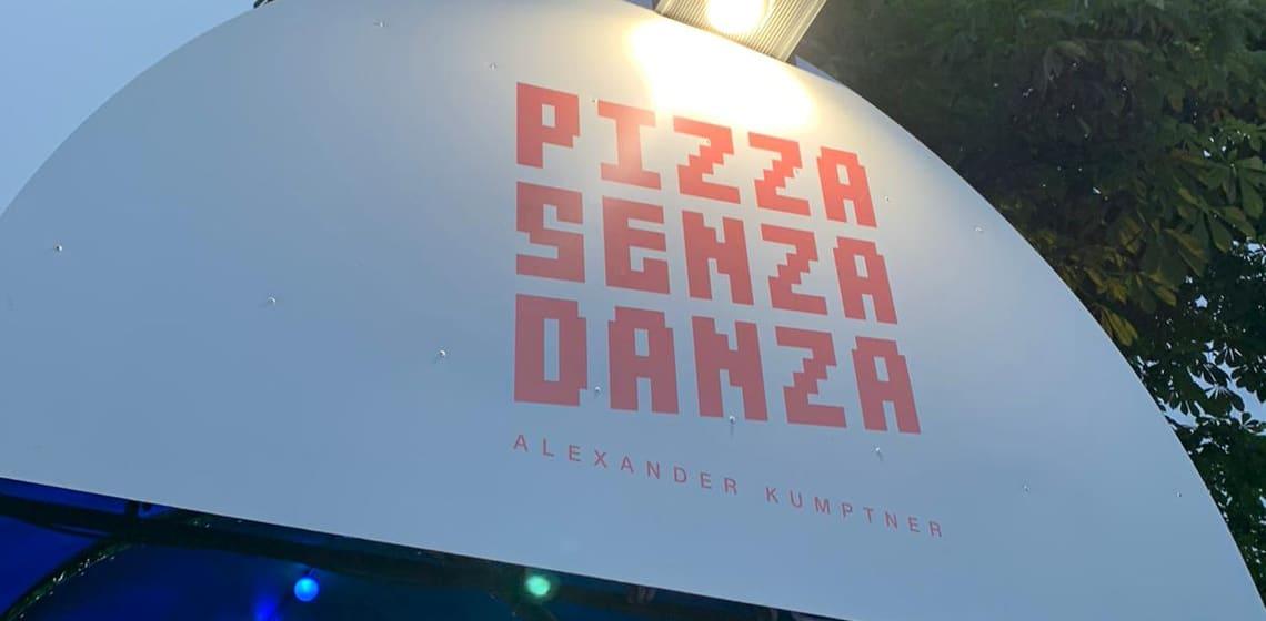 Pizza Senza Danza - die Pop Up Pizzeria im Volksgarten