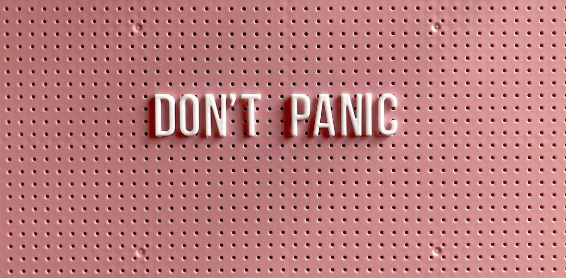 Panik und Angst - der schmale Grat zwischen Rationalität und Wahnsinn