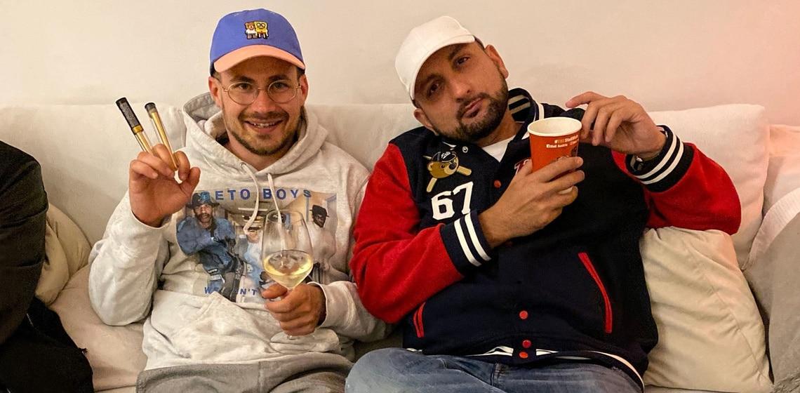 Frisches Geld - Staffel Party, Bromance und ein Blick hinter die Kulissen