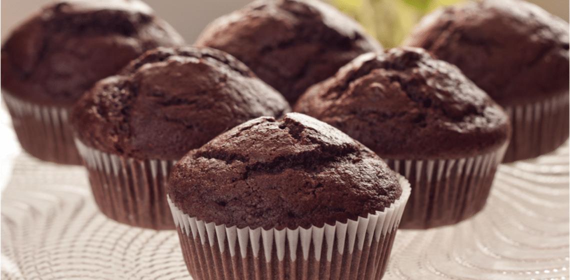 Super einfache Becherkuchen-Muffins