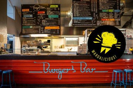 Wardalicious: Burger's Bar - ausgefallene Kreationen und Top Bierauswahl