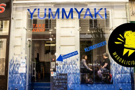 Wardalicious: Yummyaki - der perfekt gelegene Allrounder