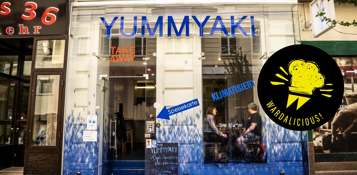 Yummyaki Restaurant in Wien
