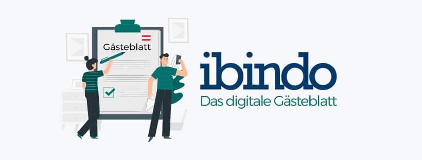 Inbindo digitales Gästeblatt