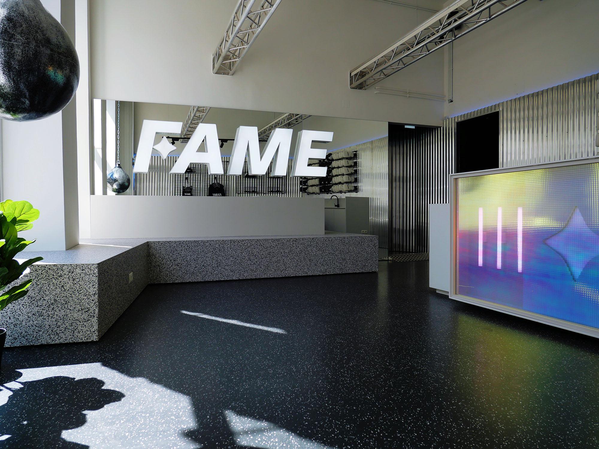 Boxen Studio in Wien