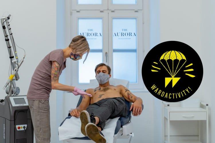 Tattooentfernung bei Dr. Petra Hirtler in Wien
