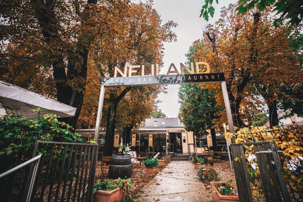 Restaurant Neuland in Wien Grinzing