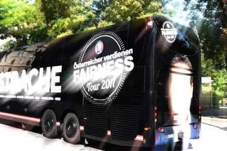 FPÖ Chat - Gang Bang Bus sorgt für Lacher in sozialen Medien
