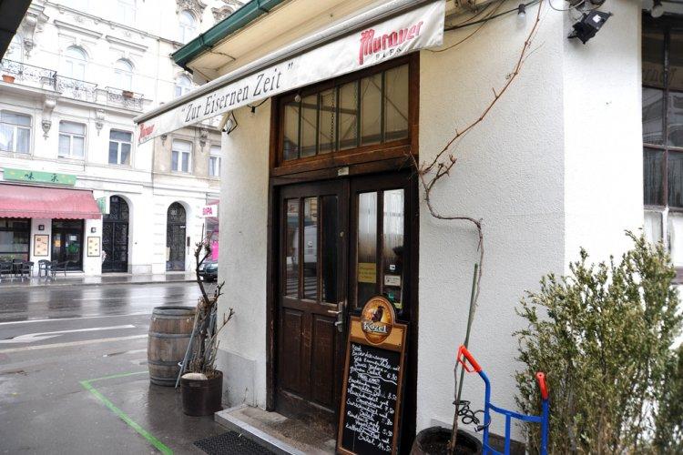 Zur eisernen Zeit - Beisl in Wien