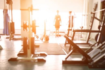Im Gottesdienst gibt es kein Corona – Fitnesscenter wird deshalb zu Kirche
