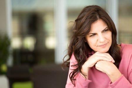 Depression in der Menopause: Gewappnet in die Wechseljahre