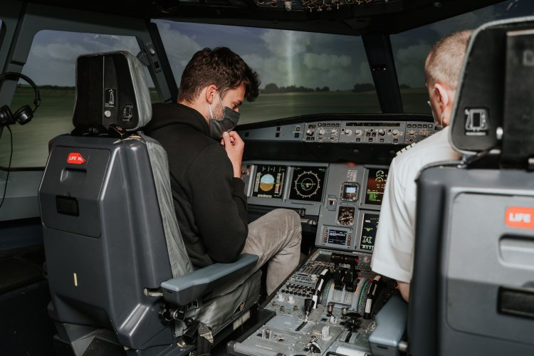 Flugsimulator Wien