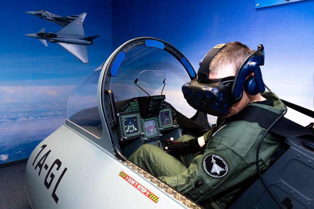 ViennaFlight Eurofighter