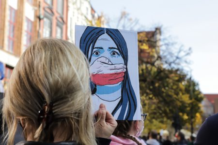 Abtreibungsverbot in Polen - bei weitem nicht das einzige Land