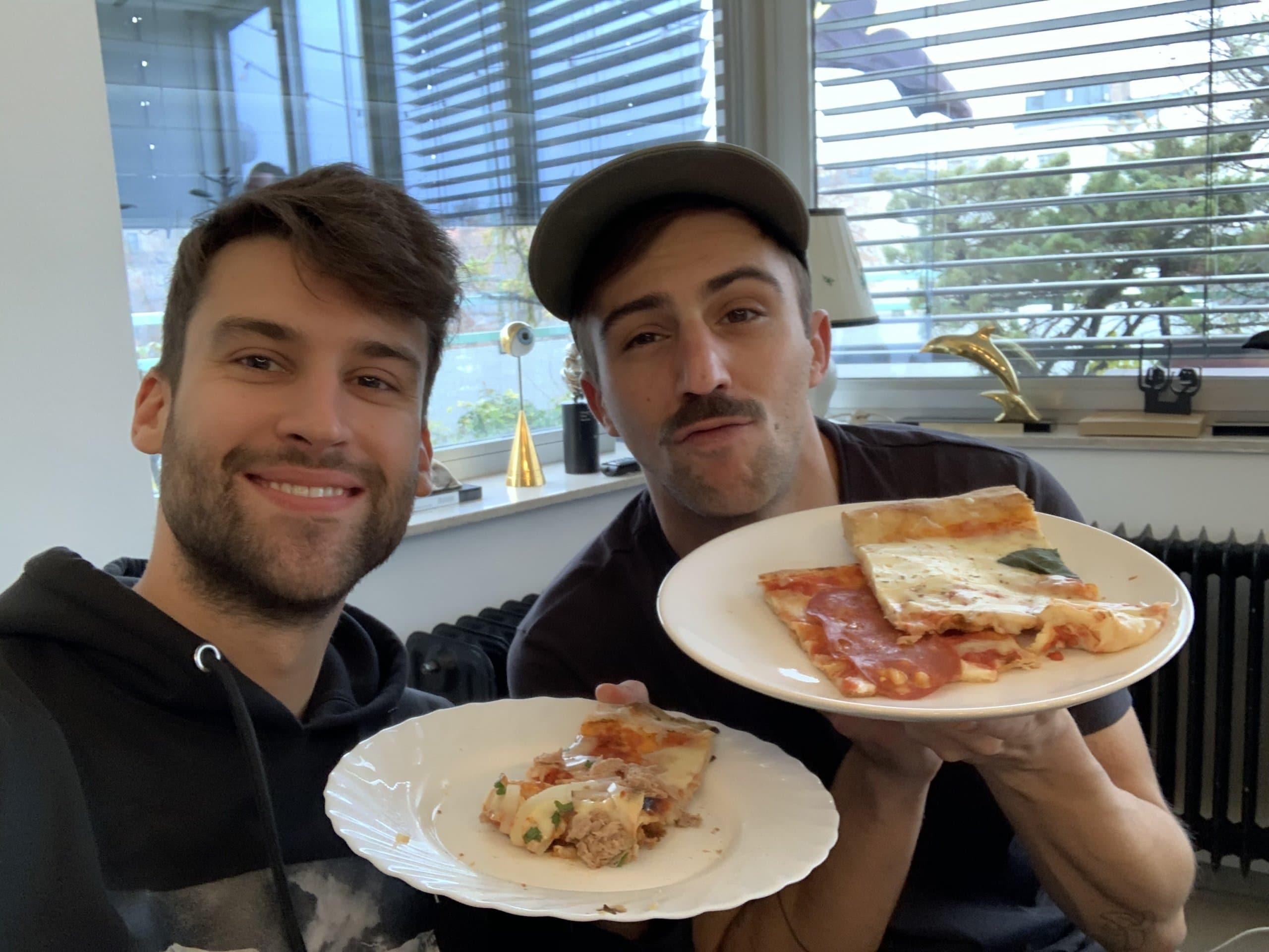 Gute Pizza in Wien