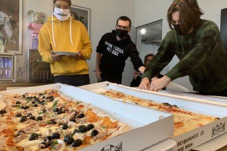 Pizzeria La Pausa: eine Institution rettet durch die Coronazeit
