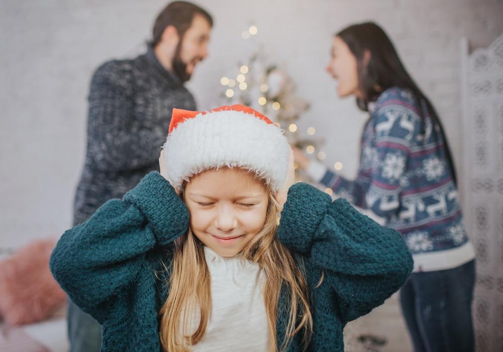 negative Seiten von Weihnachten