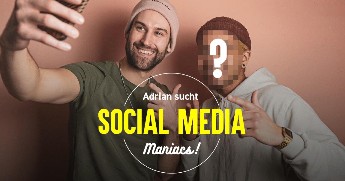 post social media maniacs centered