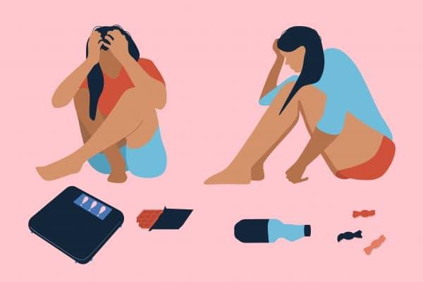 Innere Leere füllen: Bulimie ist viel mehr als Schlankheitswahn
