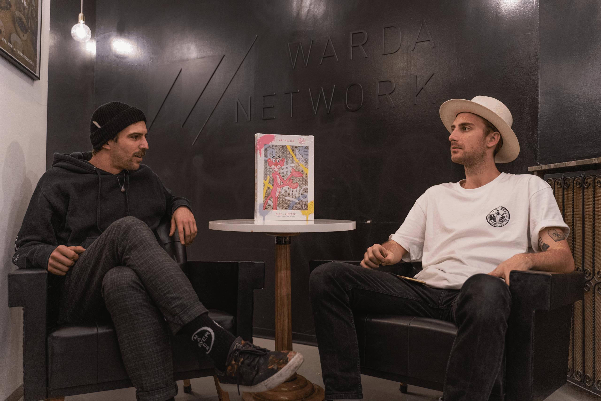 Marcin Glod Interview Warda