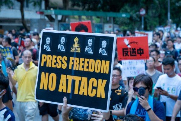 China und die Wahrheit: Zhang Zhans Kampf um Pressefreiheit