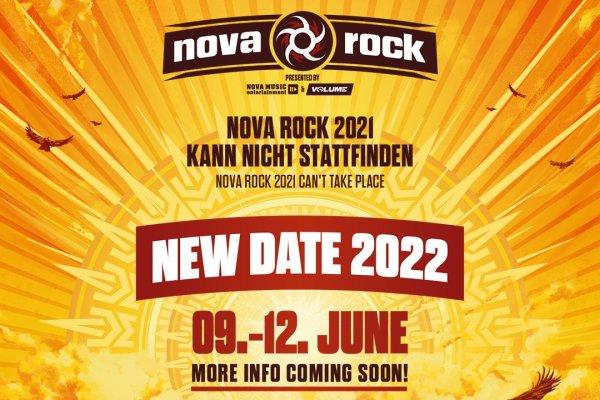 Nova Rock erteilt Absage für 2021