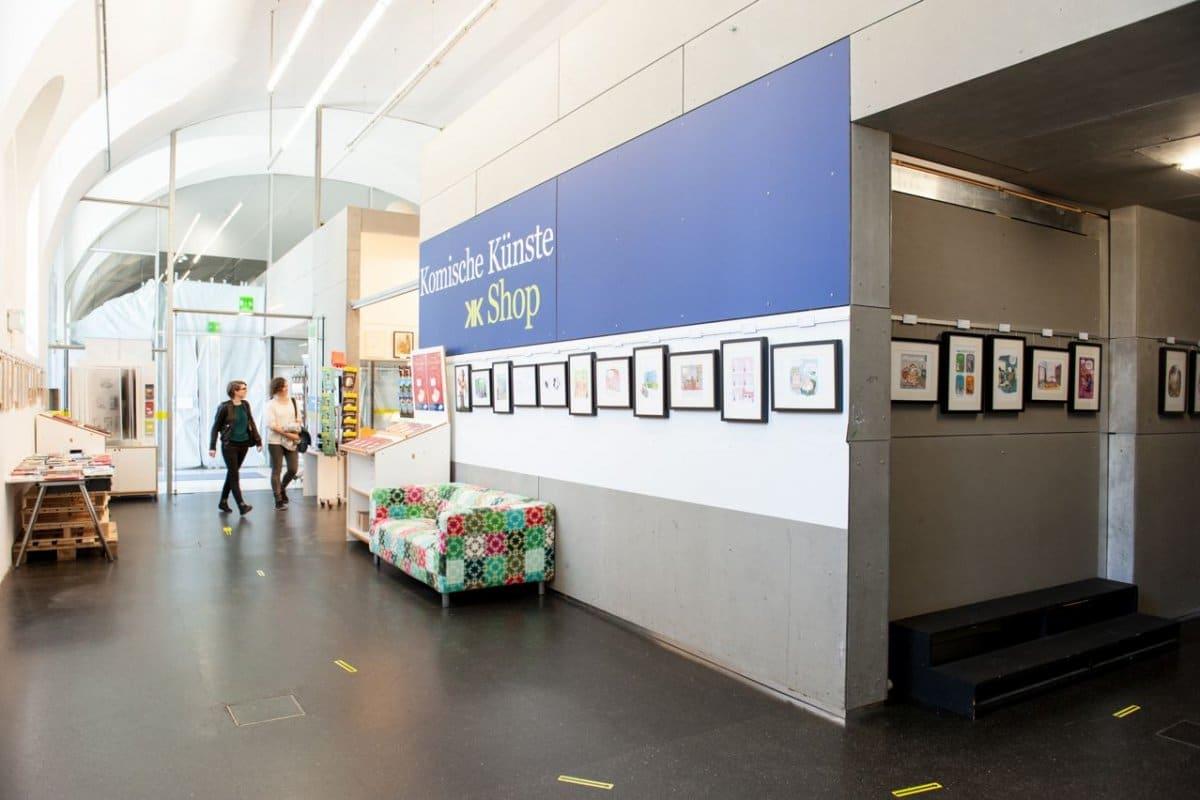 Galerie der komischen Künste