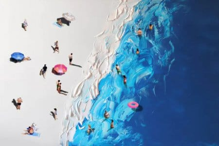 Golsa Golchini: Neue Generation und leistbare, hochwertige Kunst