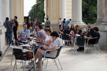Gastronomie helfen: Wien mit öffentlichen Schanigärten