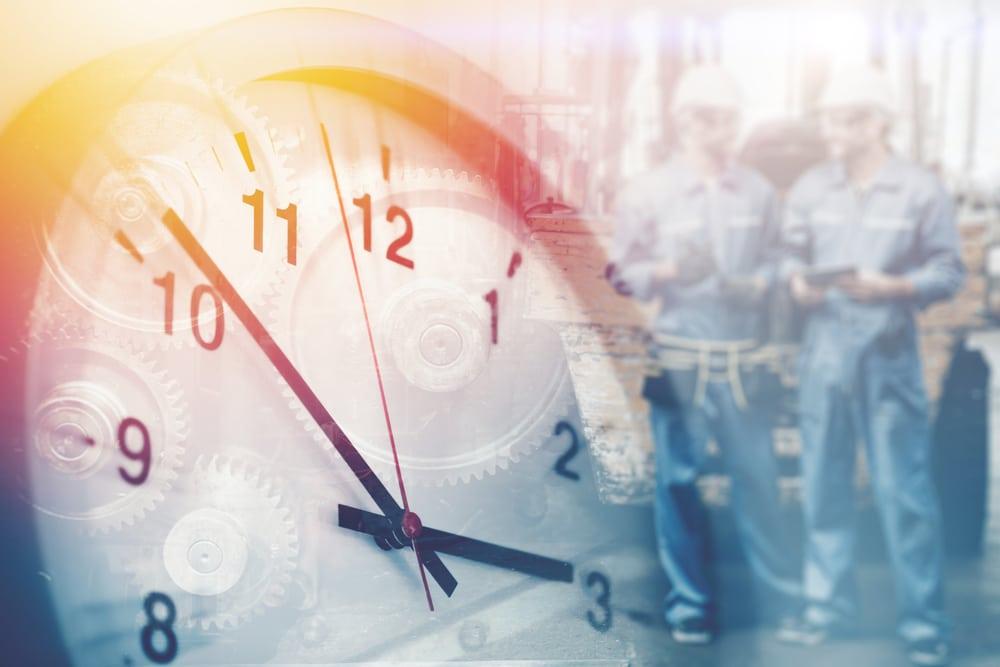 Zeitreihenanalyse Prozessoptimierung Unternehmen