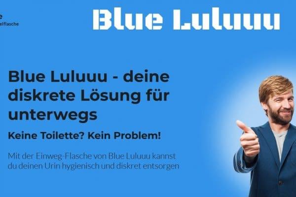 Blue Luluuu®: die satirische Antwort auf Pinky Gloves