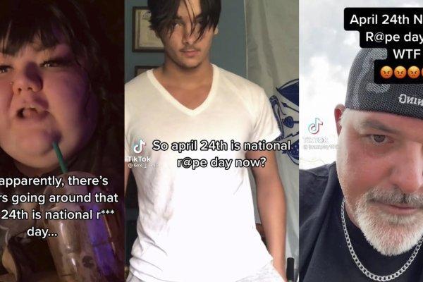 """""""National Rape Day"""": wenn ein TikTok-Scherz zu weit geht"""