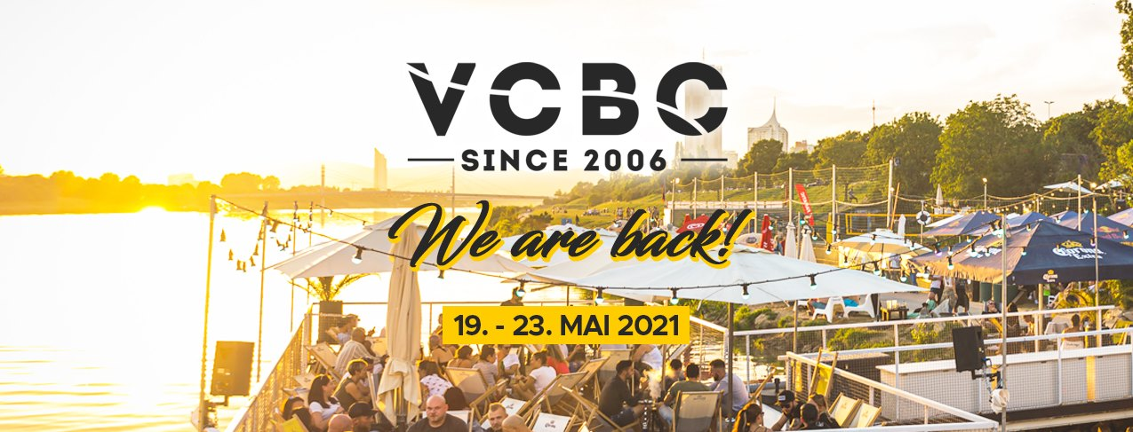 Events Wien: VCBC – We Are Back – 2021