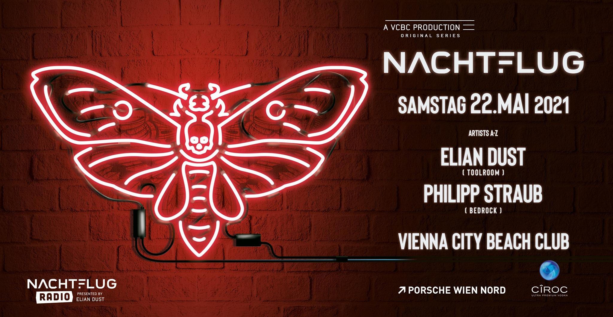 Events Wien: Nachtflug N220521