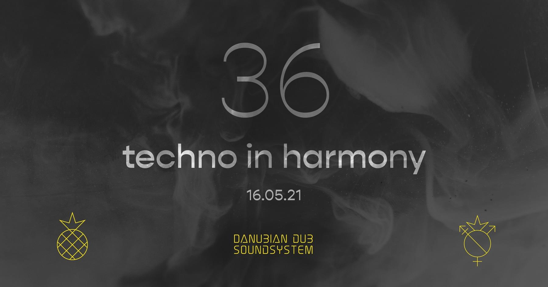 Events Wien: 36 – Techno in Harmony