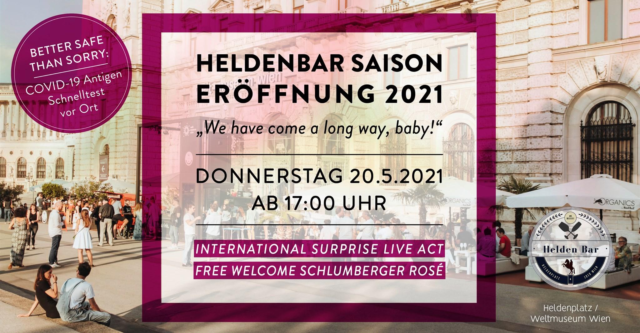 Events Wien: Saison Eröffnung 2021