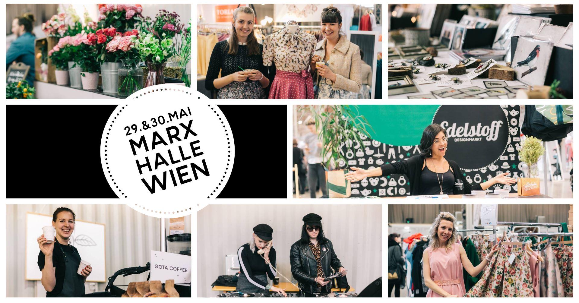 """Events Wien: Edelstoff – Markt für junges Design """"Summer Edition"""""""